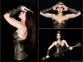 Lady Loki corset