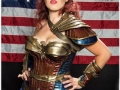 organic armor wonder woman