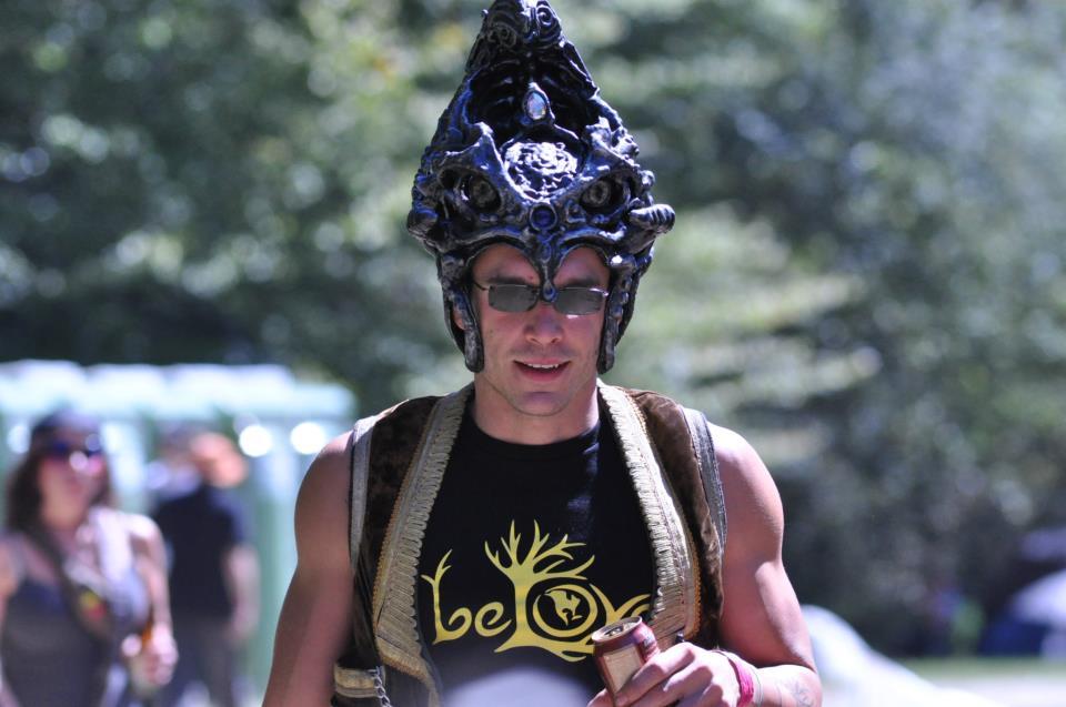 BeLove in Osirus helm