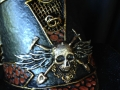Rock Pirate hat detail