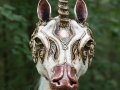 Unicorn mask/helmet