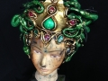 Medusa headdress