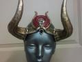 Solar Horned headdress