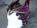 Sleek headdress