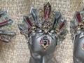 Queen of Skulls headdress
