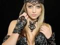 Winter Goddess circlet & necklace
