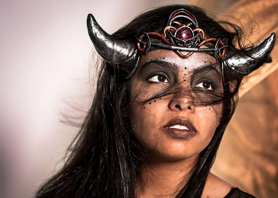 Hathor horns