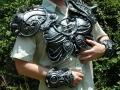 biomech armor front