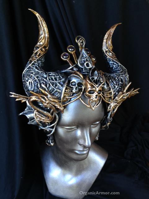 Headdress Organic Armor