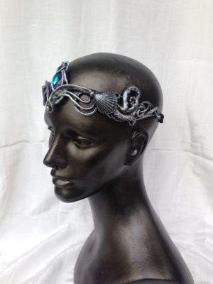 merman crown